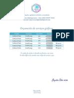 JS Impressão Digital - Orçamento Gabriel
