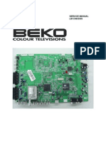 Beko Chassis LM