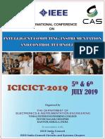 Icicict2019 Brochure