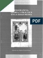 Ferreiro, Jazmín - Funcionalismo, Tolerancia o Exclusión. La Noción de Utilidad
