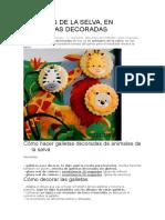 ANIMALES DE LA SELVA.doc