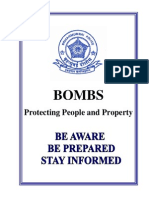 Anti Bomb Primer - Protecting People & Property