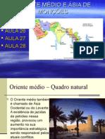 Geografia PPT - Oriente Médio I