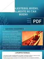 EL COLESTEROL BUENO, REALMENTE NO TAN BUENO (1).pptx