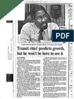 Frank Martin Birmingham News 1984