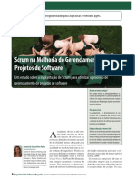 Scrum - Engenharia de Software Magazine