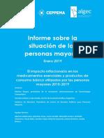 CEPA - Informe sobre la situación de las personas mayores - Enero 2019