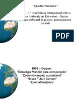 Geografia PPT - Questões Ambientais