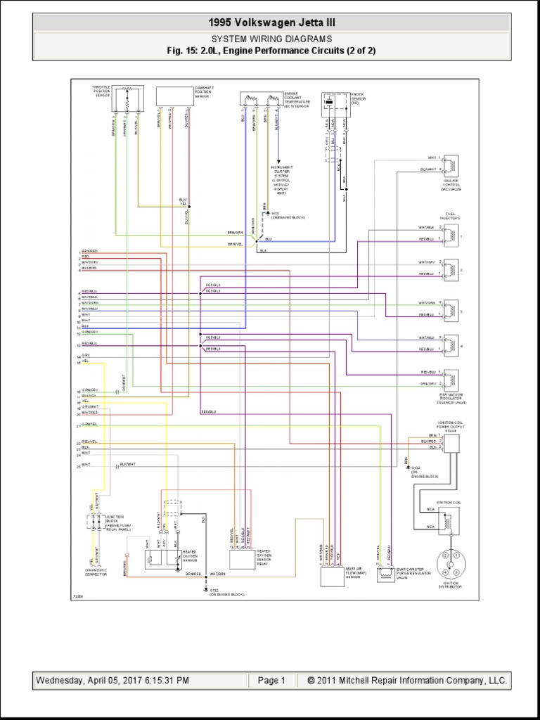 1995 vw jetta 2.0l diagrama de motor 2 d 2.pdf  scribd