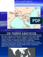 Geografia PPT - Tigres Asiáticos