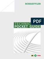Schaeffler Technical Pocket Guide