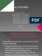 Alzheimer Kelompok 4