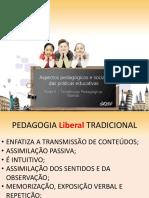 Aspectos Pedagógicos e Sociais Das Práticas Educativas II