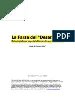 SOUZA-La Farsa Del Desarrollo