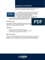 Microbiologia Industrial e de Alimentos 1