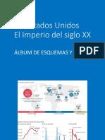 Album Estados Unidos, El Imperio Del Siglo Xx