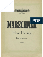 Marschner - Hans Heiling