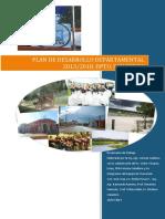 Plan de Desarrollo Departamento de San Pedro Sen