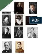 Autores famosos