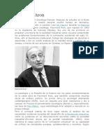 Biografia Raymond Aron