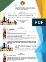 Contoh Powerpoint LKTI WTC (WASTE TREATMENT COMPETITION) dari Universitas Musamus Merauke
