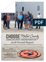 CMEDP 2018 Annual Report