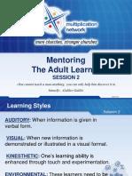 Mentoring Session2