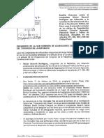 Denuncia Constitucional a Hector Becerril