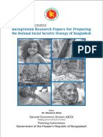 Building a Social Protection System to Address the Demographic Challenges Faced by Bangladesh