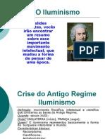 História Geral PPT - O Iluminismo