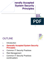 Generally Accepted System Security Principles [Autosaved]