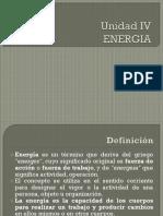 Unidad IV. Energia derecho ambiental