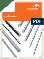 Acelor Mittal - Aços Especiais