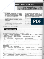 Present de l'Indicatif_Exercices-Grammaire-A2 (Page 42-58)