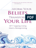 Karl Dawson and Kate Marillat--Transforma Tus Creencias Con Reimpronta EFT Matrix