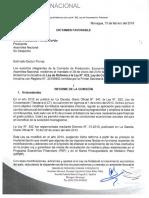 Dictamen Reforma a la Ley No. 822, Ley de Concertación Tributaria.