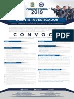 Convocatoria Agente Investigador Puebla