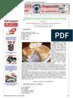 Recetas y Venta de Olla GM Modelo C Programable, Cocimix y SuperGourmet