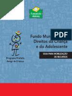 Fundo Municipal Guia Para Mobilizacao de Recurso