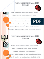 Lectura complementaria 2019