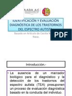 3.-IDENTIFICACIÓN Y EVALUACIÓN DIAGNÓSTICA DE LOS TRASTORNOS DEL (1)