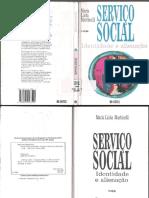 Serviço Social Identidade e Alienação-Maria Lúcia Martinelli 6ª. Edição_Compressed