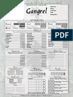 MET VTM 1-PageSheet Gangrel Interactive