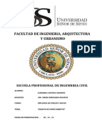 Ensayo d Corte Directo Edinson Gamarra Imprimir - Final