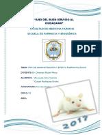 PRACTICA N° 2 VIAS DE ADMINISTRACION Y EFECTO FARMACOLOGICO.docx
