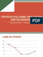 Statistik poli hamil