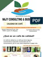 Calidad de Café - NAJY SAC