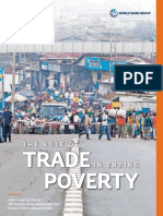 The Role of Trade in Ending Poverty.
