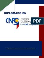 Diplomado Código Nacional de Policia y Convivencia 2019