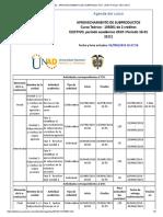 Agenda - Aprovechamiento de Subproductos - 2019 i Período 16-01 (611)